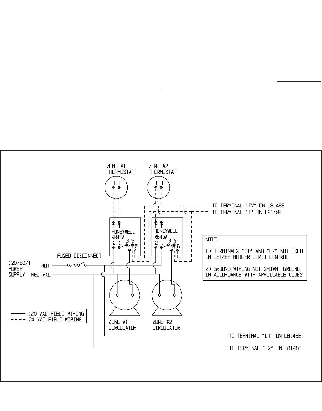 Page 20 of Crown Boiler Boiler AWI061 User Guide ManualsOnlinecom