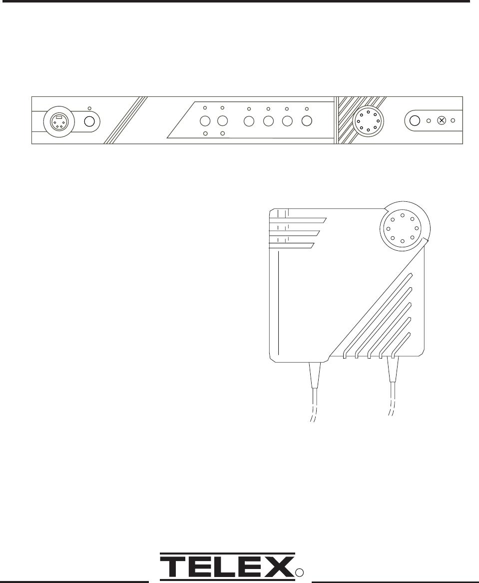 Telex Intercom System Btr 300 User Guide Manualsonlinecom Wiring Diagram