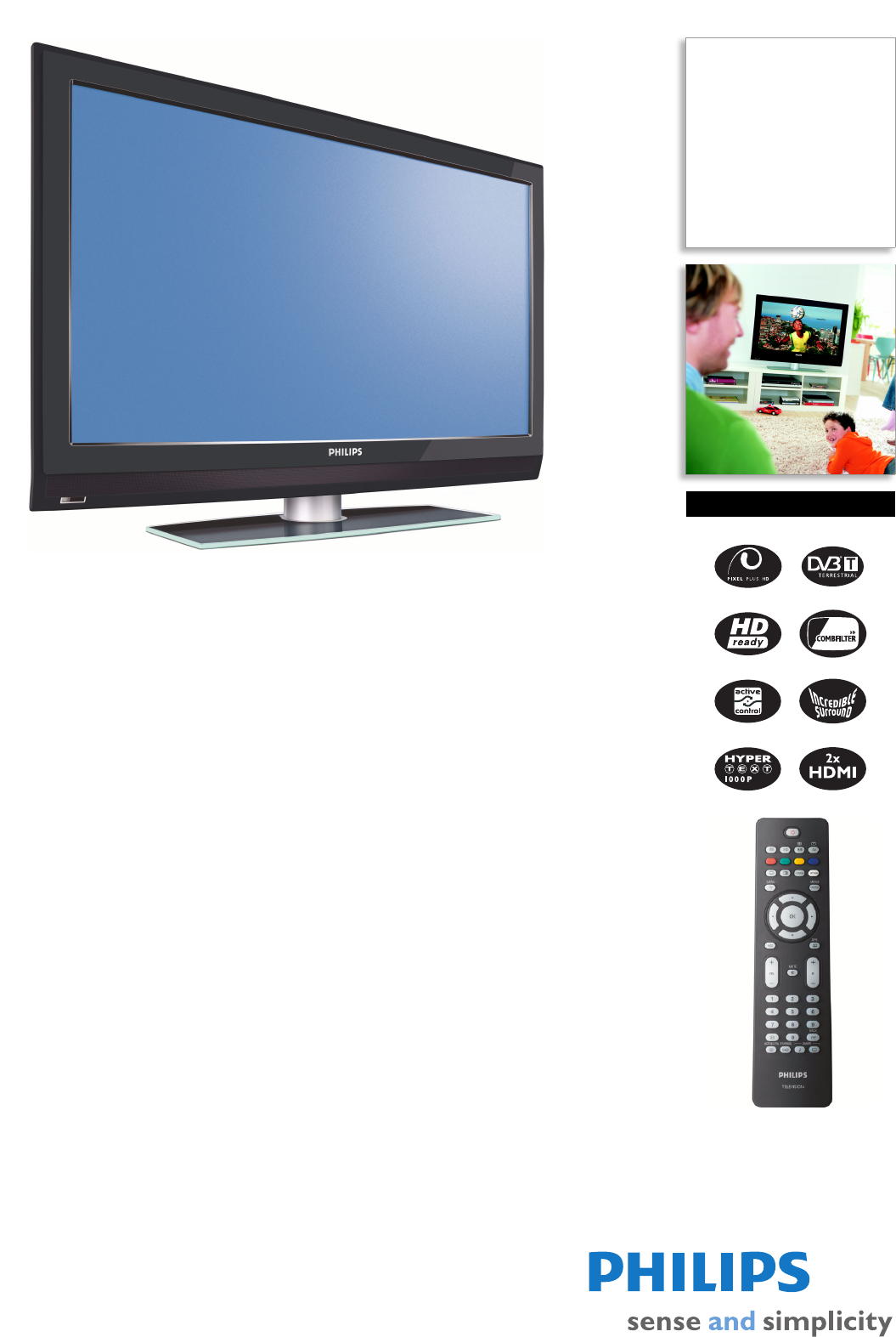 philips flat panel television 42pfl5522d 05 user guide rh tv manualsonline com Philips HDTV Manual Philips Instruction Manuals