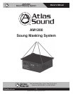 Video Game Sound System AM1200