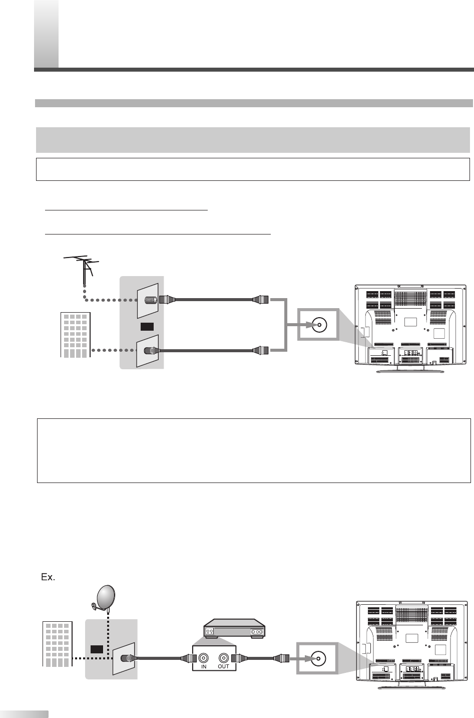 Page 8 of Emerson Flat Panel Television LC320EM8 User Guide ...