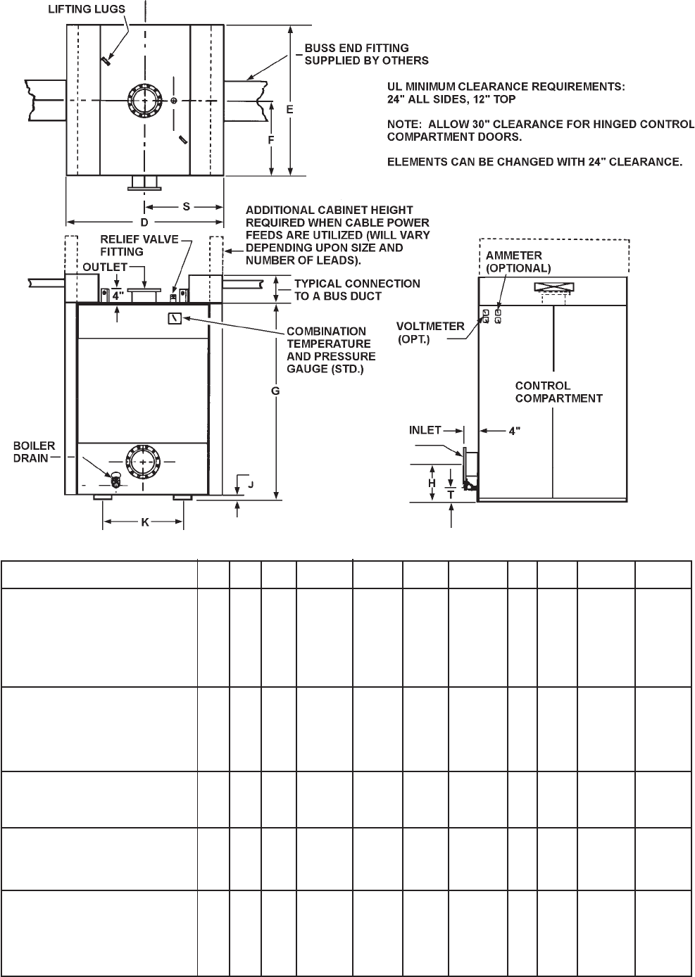 Page 4 Of Furniture Outlet Ao Smith Boiler Nw 37 670 User Manual Milnor Dryer Wiring Diagram 3