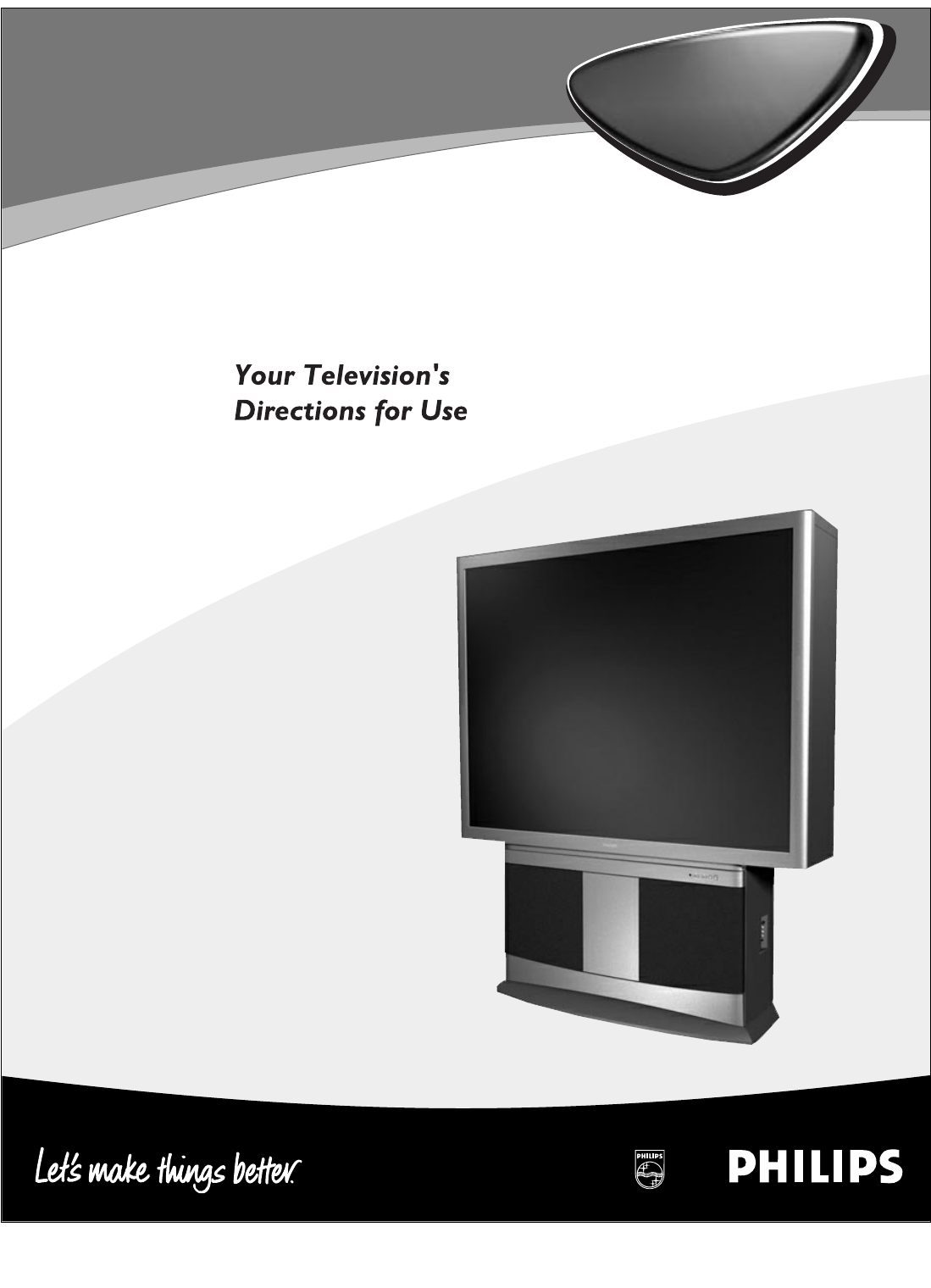 philips television manual