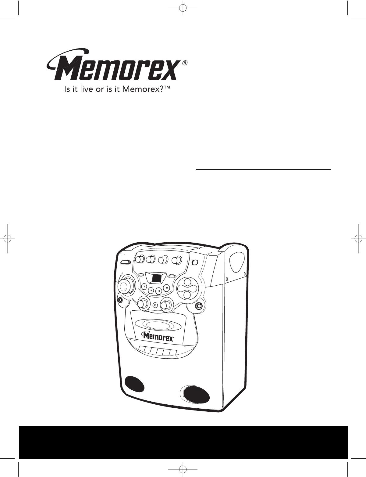 memorex portable cd player mks2420 user guide