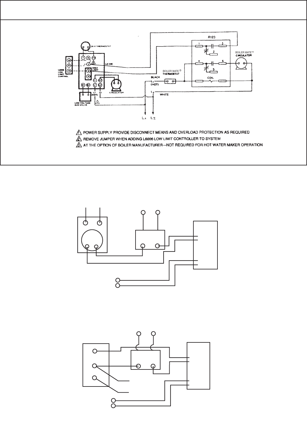 page 22 of amtrol water heater wh 7 classic series user guide rh homeappliance manualsonline com Light Switch Wiring Diagram amtrol wiring diagram reversing motor skill 3