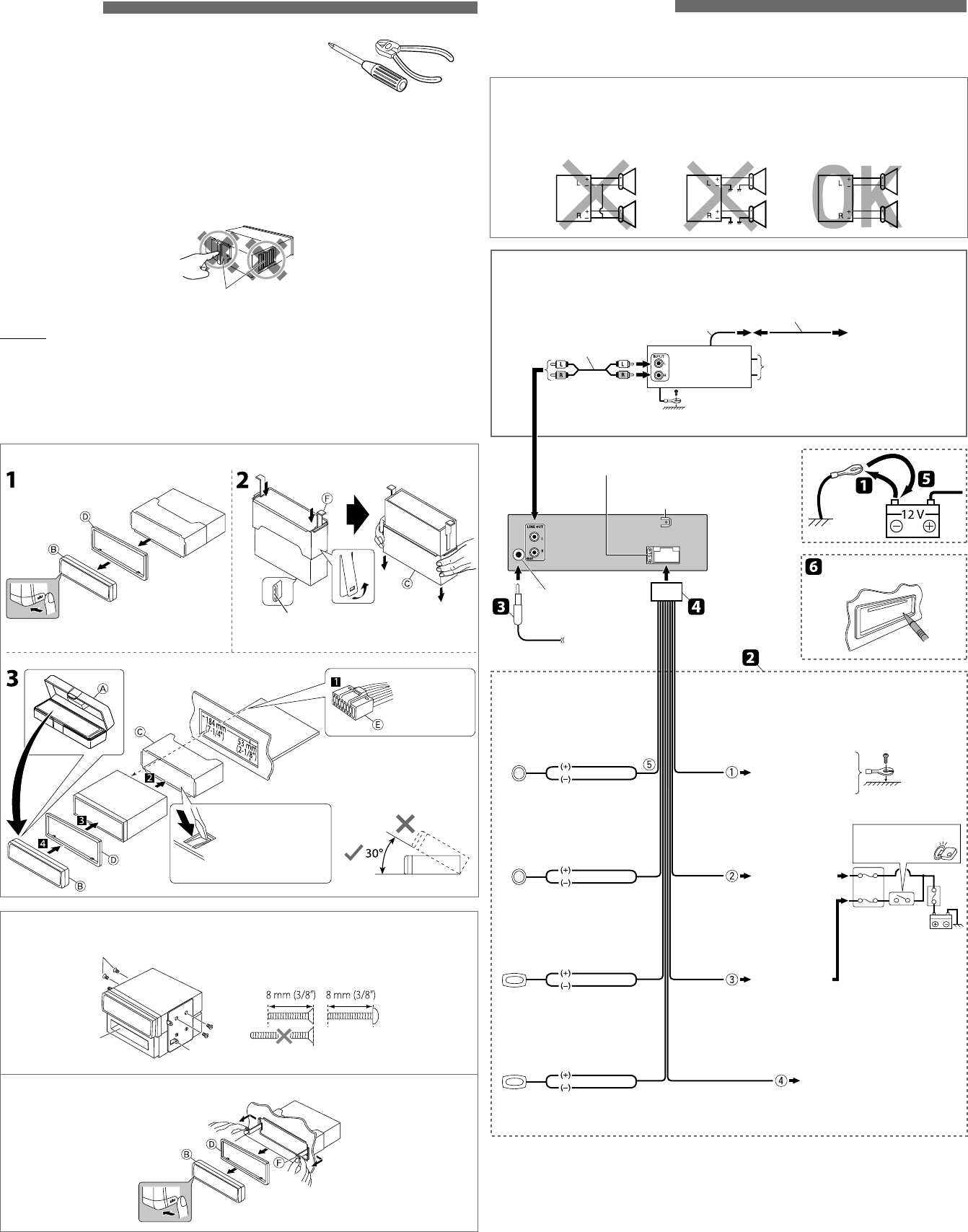 Auto Antenna Wiring Diagram as well Msr126t Wiring Diagram additionally Showthread besides Jvc Kd R370 Wiring Diagram also Charge Line Car Trailer 84789. on firestik wiring diagram