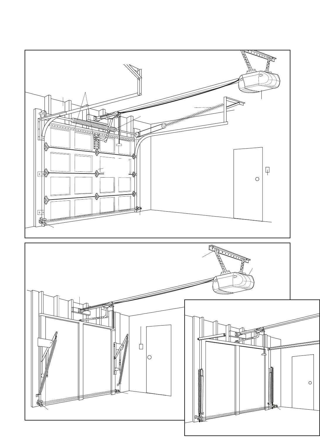 page 40 of chamberlain garage door opener 2280