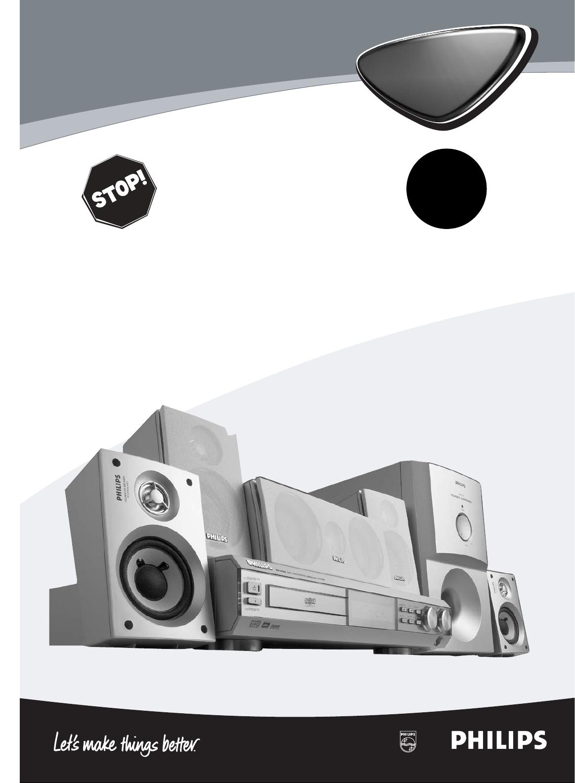 philips stereo system mx3600 user guide manualsonline com rh audio manualsonline com Philips User Guides Speaker Bt7900 Philips Flat TV Manual