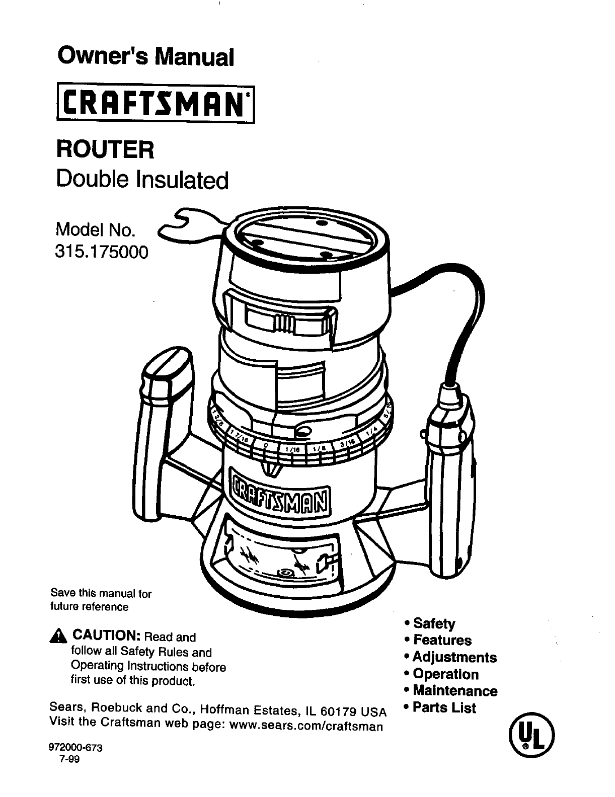 Crafstman Craftsman 4 Gallon Twin Tank Air Compressor
