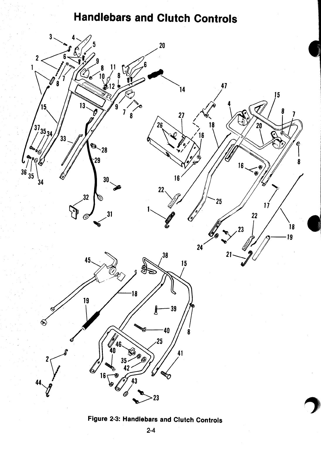 page 10 of ariens snow blower 932 series user guide