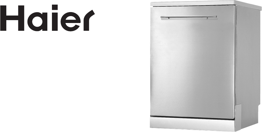 haier dishwasher hdw300ss user guide manualsonline com rh kitchen manualsonline com Haier Dishwasher Steam Haier Dishwasher Steam