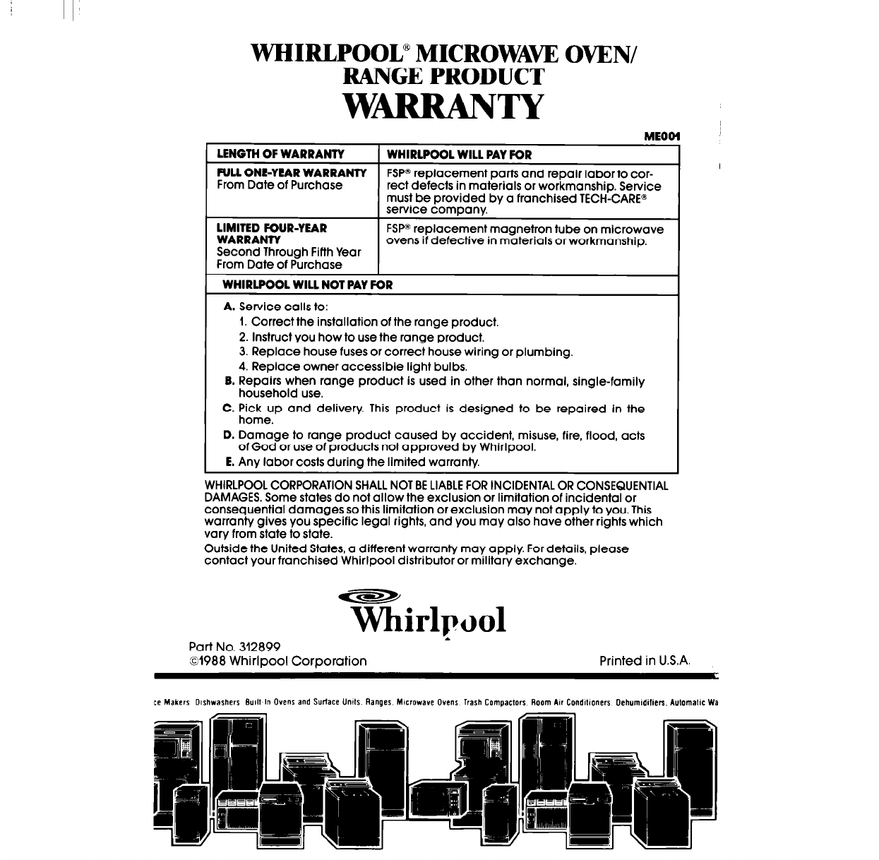Diagram Oven Wiring Whirlpool Rm288pxv 4 Trusted Diagrams Grill Page 44 Of Microwave User Guide