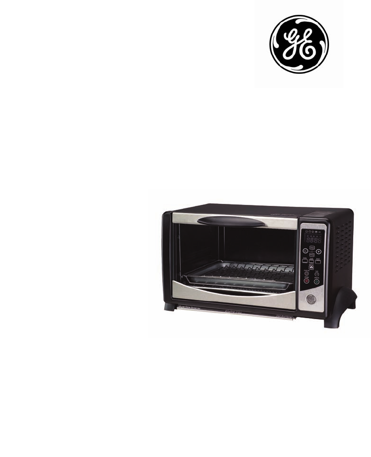 Ge Toaster Ovens Small ~ Ge toaster user guide manualsonline