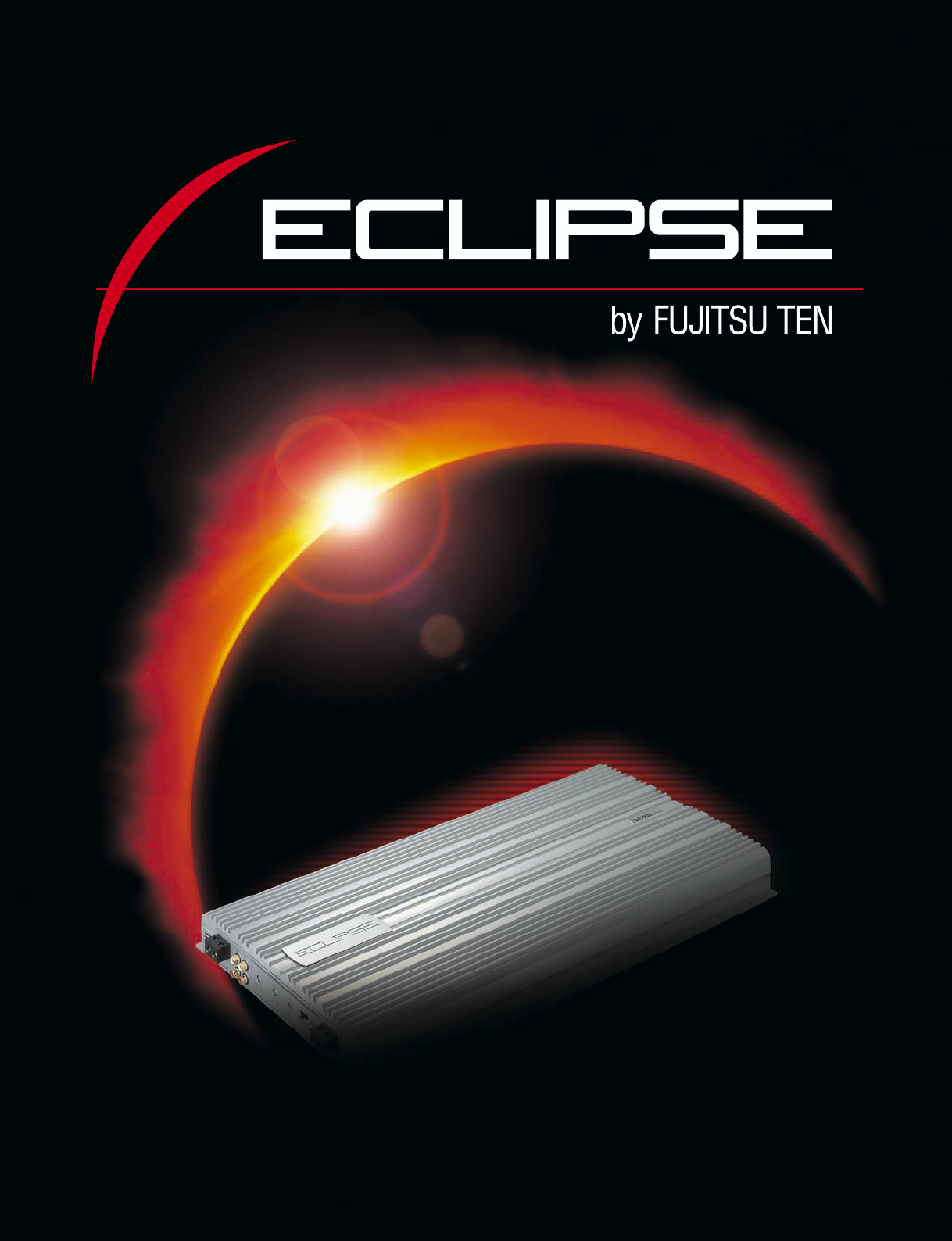 eclipse fujitsu ten stereo amplifier da7232 user guide rh audio manualsonline com K Computer Eclipse Car