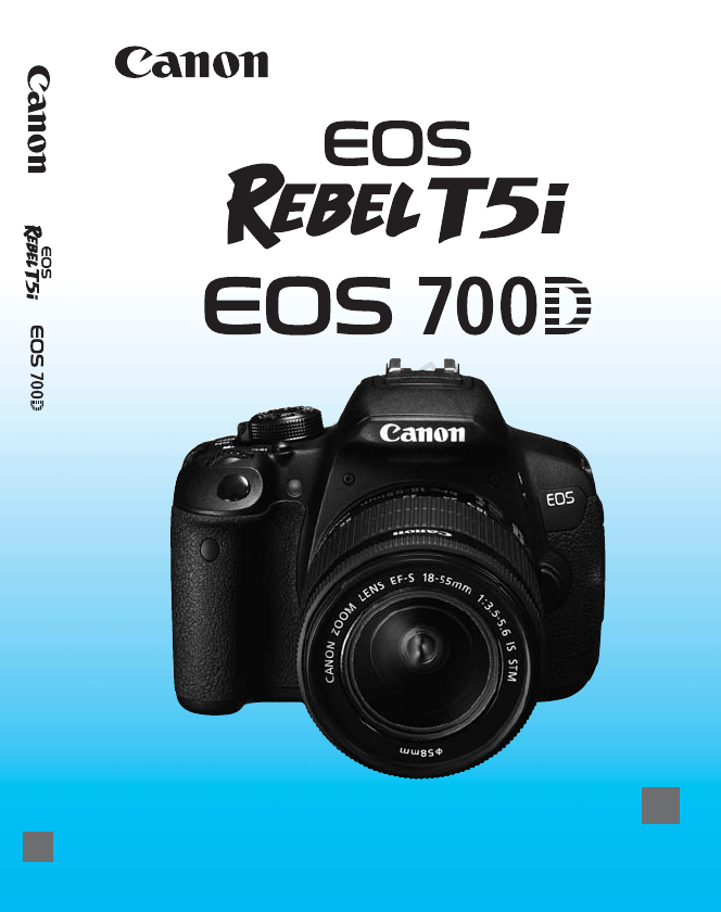 Art's Cameras Plus - Canon Digital Camera Canon EOS Rebel T5i 18 Megapixel Digital SLR Camera (Body with Lens Kit) User Manual A