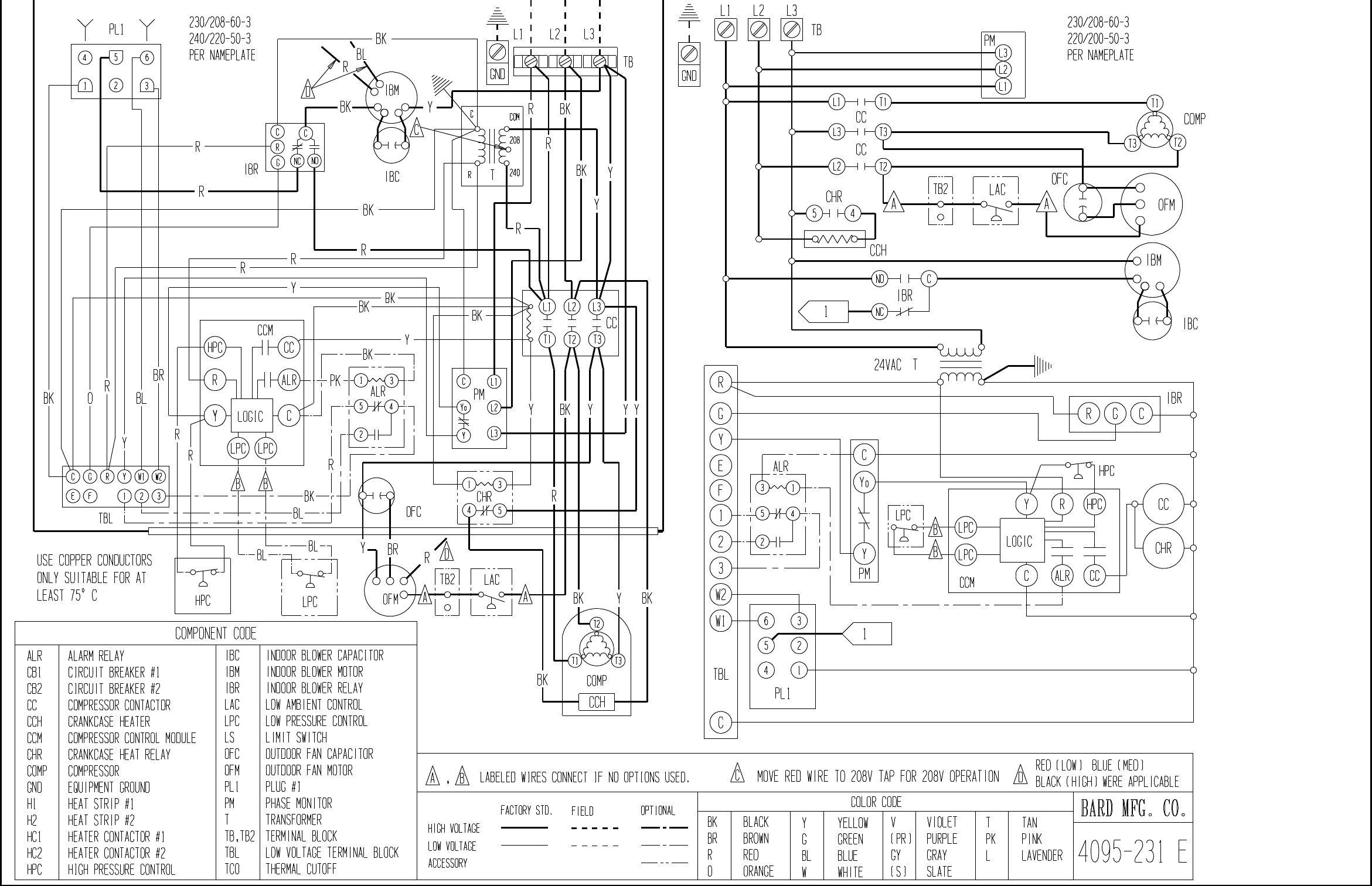 Old Fan Relay Wiring Diagram Simple furthermore 8p26w7 as well 5062502109 moreover Wiring Diagram For Mobile Home Furnace likewise Electric Furnace Wiring Diagrams E2eb 015ha. on air handler fan relay wiring diagram