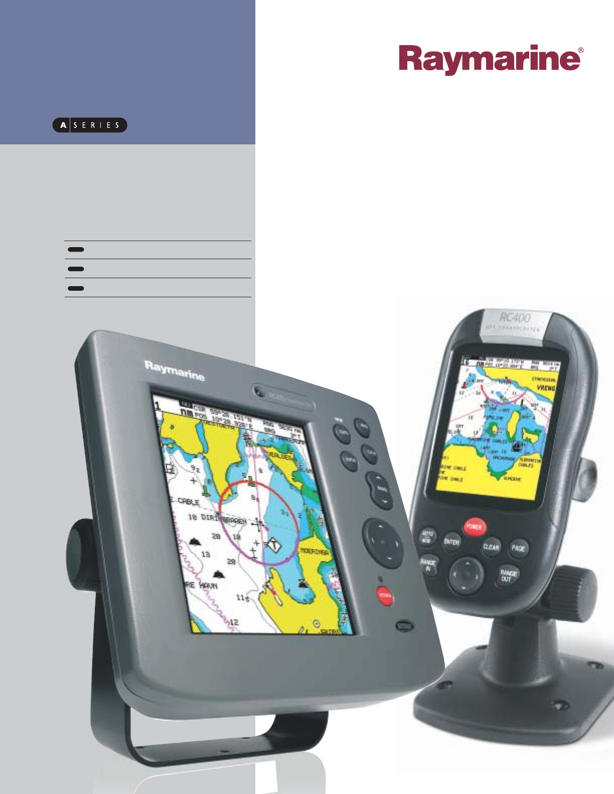 raymarine marine gps system rc435i user guide manualsonline com rh marine manualsonline com raymarine axiom user guide raymarine a70d user guide