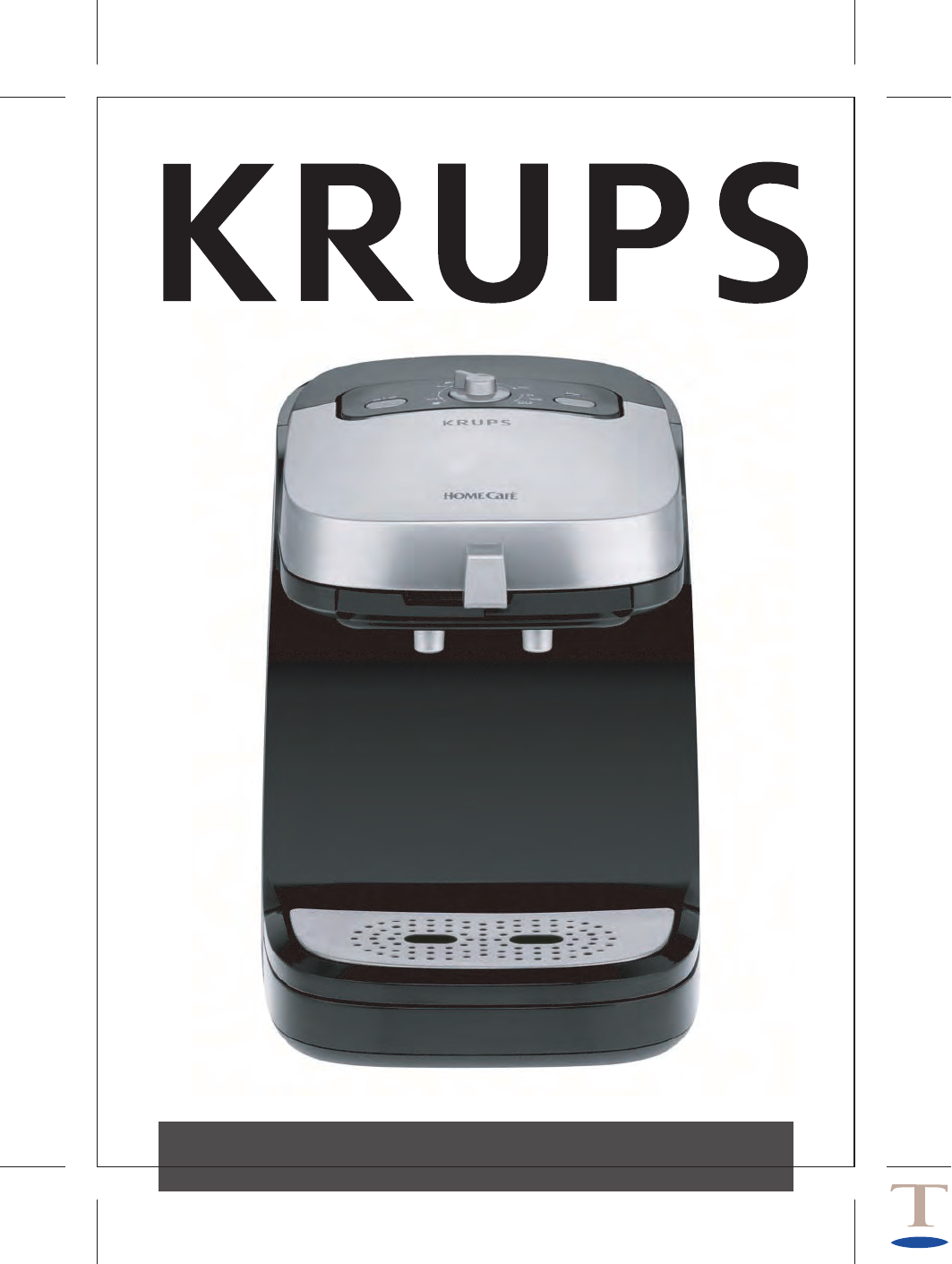 Krups Drip Coffee Maker Manual : Blog Archives - myeloadfre