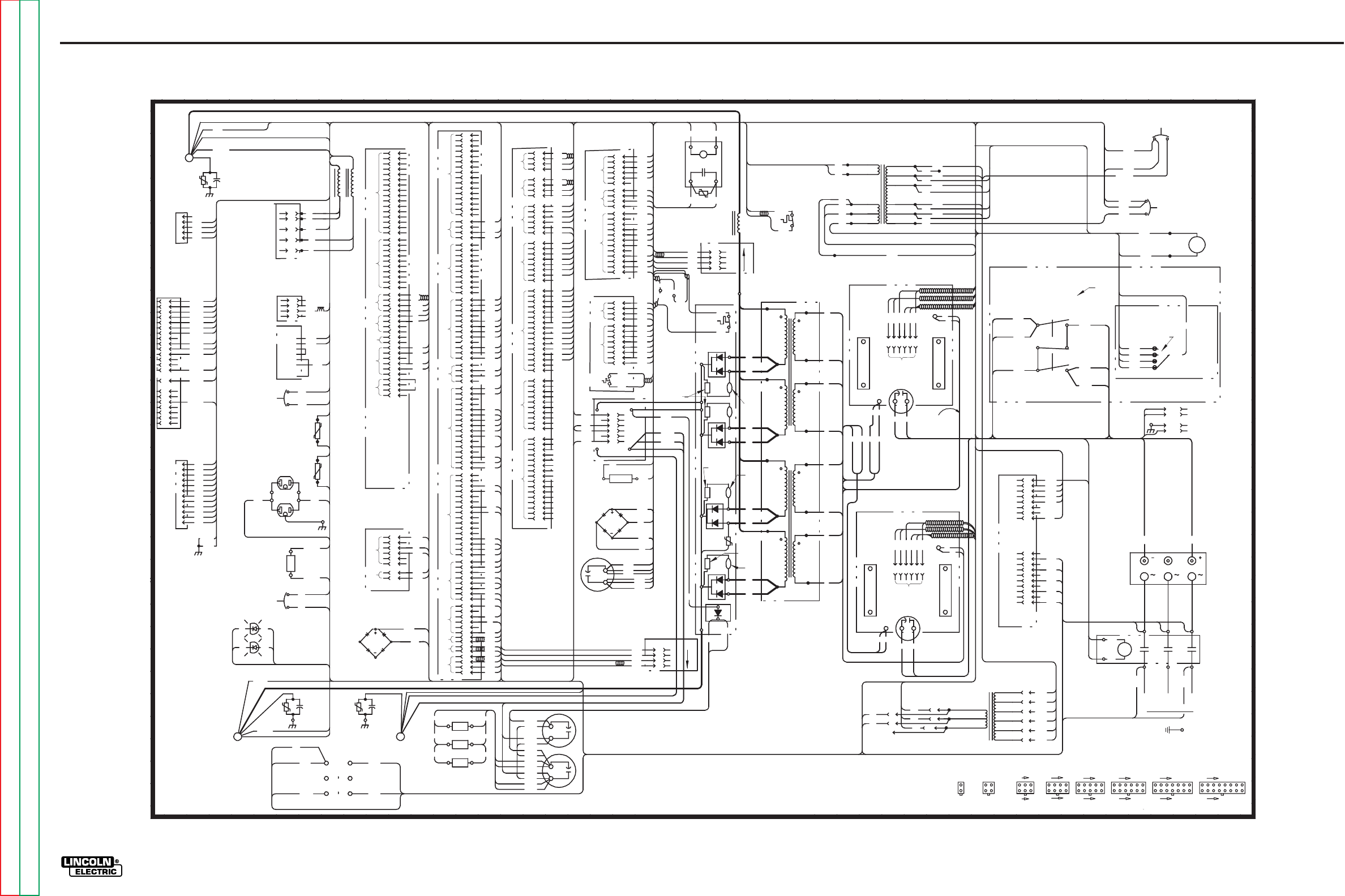 Page 126 of Lincoln Electric Welder SVM156-A User Guide ... J Wheelchair Wiring Diagram on