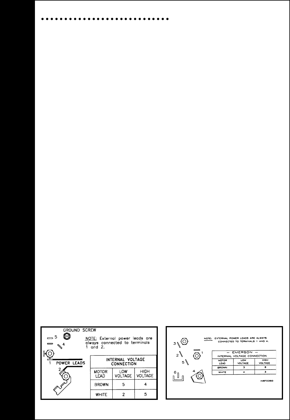 Page 4 Of Robinair Food Saver 15424 User Guide Manualsonlinecom Ac Unit Wiring Diagram Caution