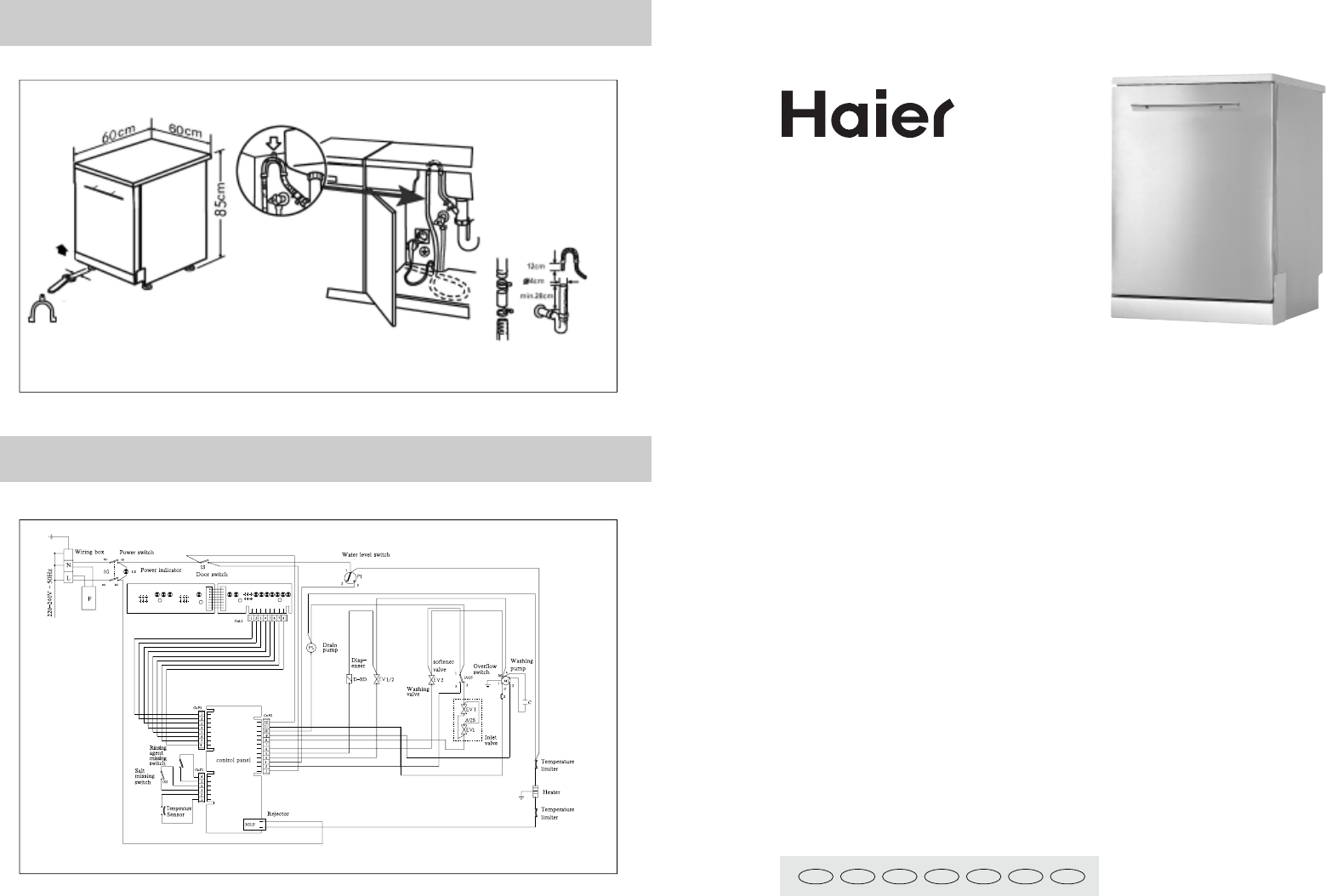 Haier Oven Wiring Diagram Tractor Wiring Diagrams • Googlea4.com on