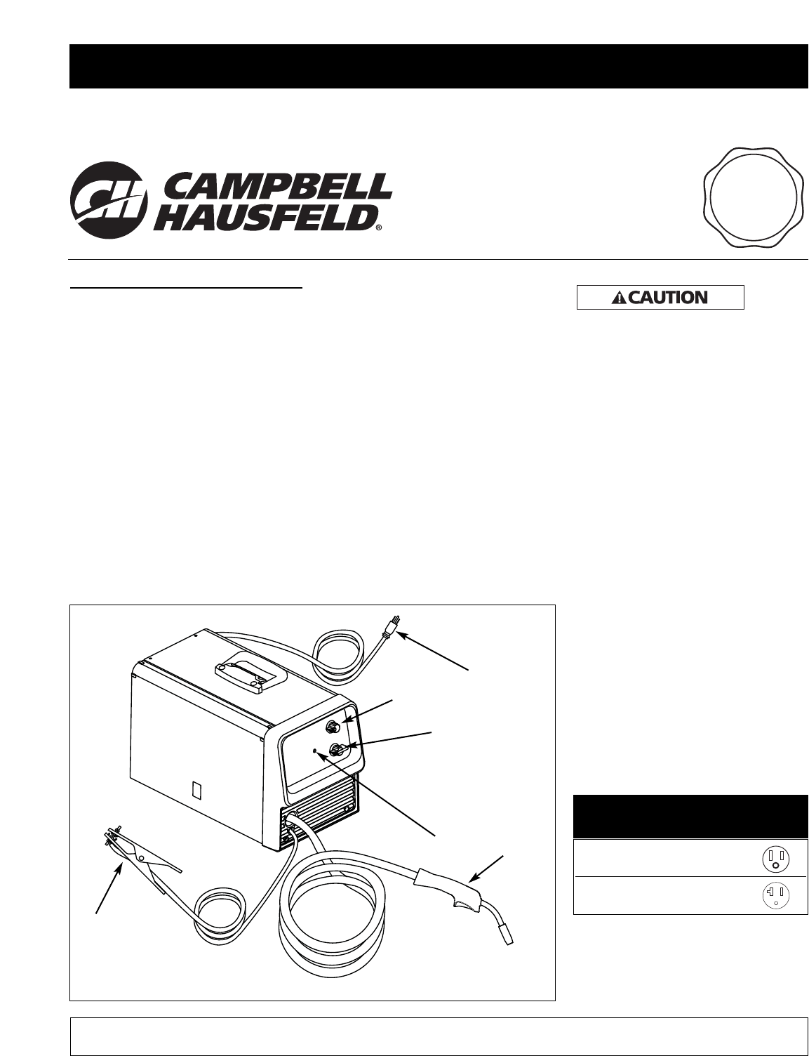 Wiring Diagram Campbell Hausfeld Page 2 And Air Compressor Welder Wg4130 User Guide Manualsonline Com Source Phase Motor Diagrams On Dayton