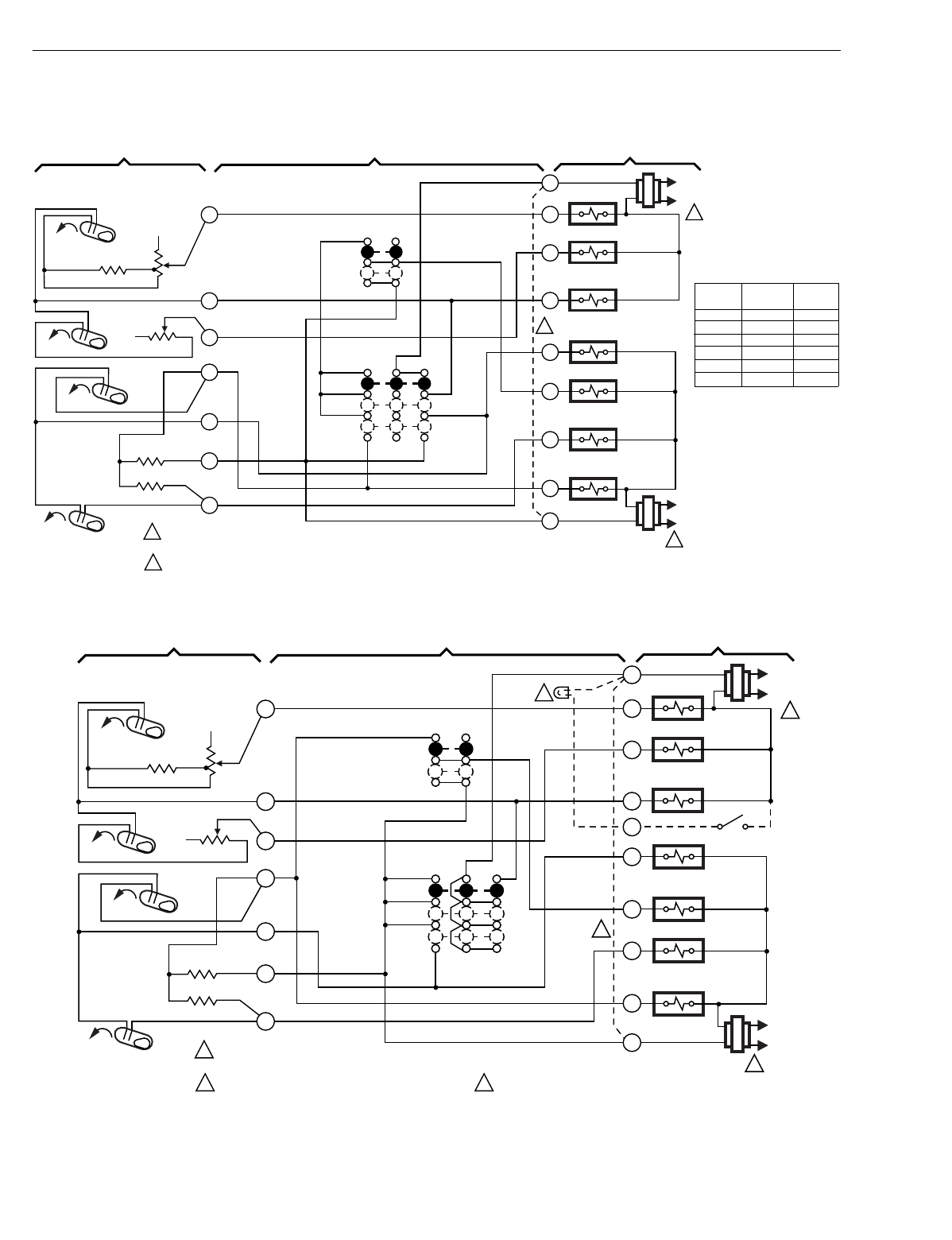 2000 Yamaha Gp1200 Starter Motor Exploded Diagram And Parts as well Wiring Diagram For Electric Cooling Fan besides Wiring Diagram For John Deere Sabre besides Electrical Wiring Diagrams For Air Conditioning Systems Part also 2014 Harley Davidson Ultra Limited Wiring Diagram. on yamaha electric guitar wiring schematic