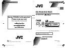 jvc car stereo system kd r326 user guide manualsonline com Jvc Kd R326 Wiring Diagram jvc kd r326 car stereo system user manual page 1 jvc kd r320 wiring diagram