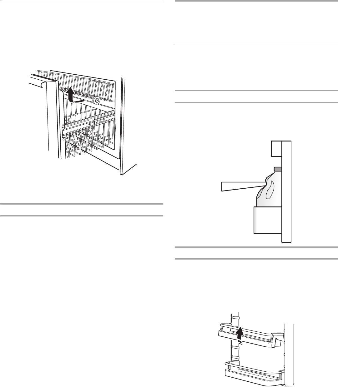 page 44 of kitchenaid refrigerator gt1shwxpq02 user guide