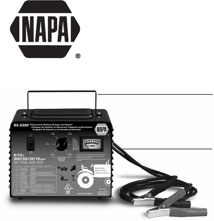 Napa Battery Charger Wiring Diagram Electrical Schematic