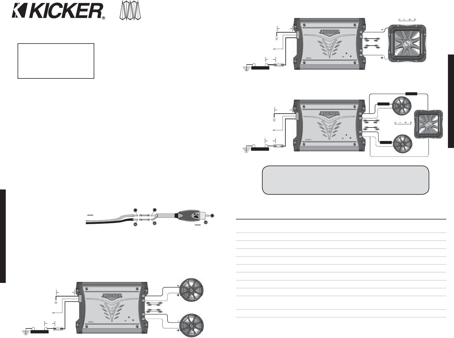 af87c86e 4688 4db4 9be0 e408bf8776e5 bg2 page 2 of kicker car amplifier zx200 2 user guide manualsonline com Kicker 6 Channel Amp at gsmportal.co