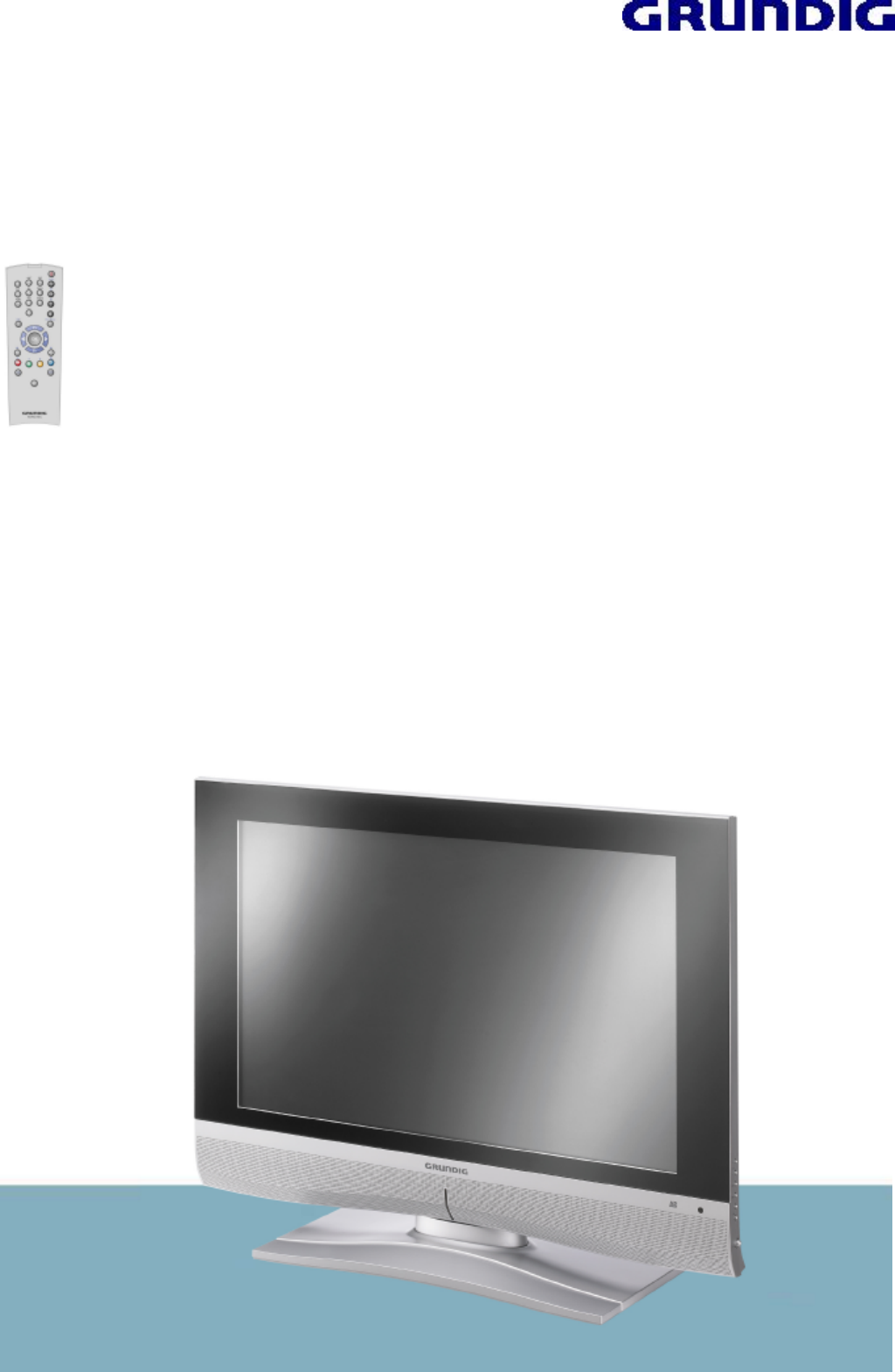 grundig flat panel television lxw 82 9622 dl user guide rh tv manualsonline com Grundig Majestic Console Grundig Console Stereo with Turntable