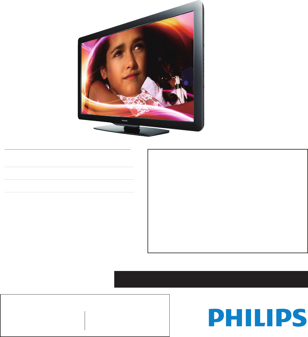 philips flat panel television 46pfl3706 user guide. Black Bedroom Furniture Sets. Home Design Ideas