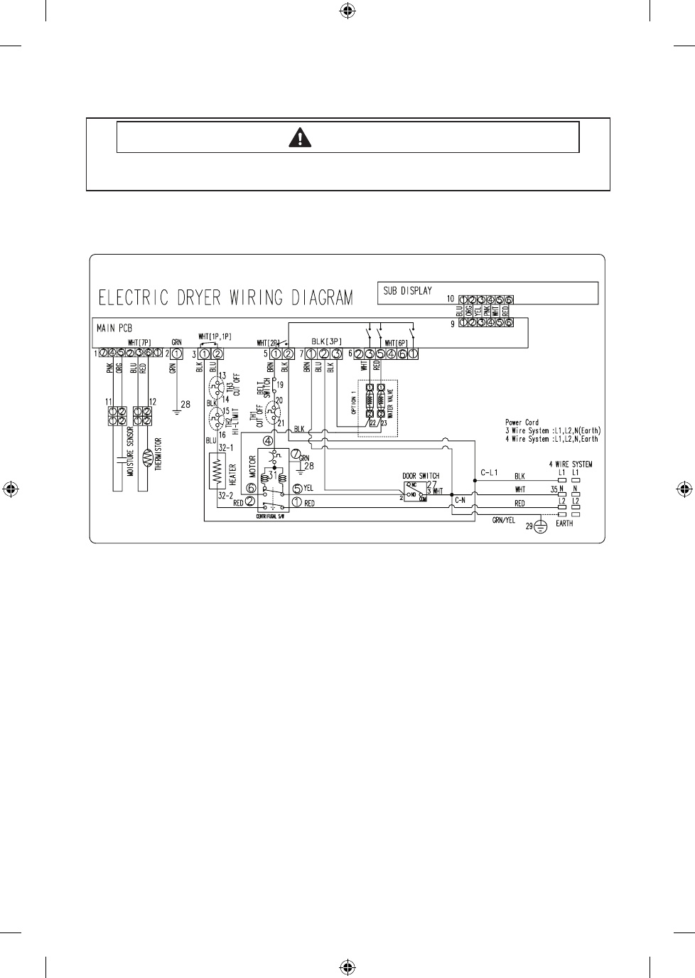 frigidaire dryer wiring diagram frigidaire image frigidaire dryer wiring diagram wiring diagram and hernes on frigidaire dryer wiring diagram