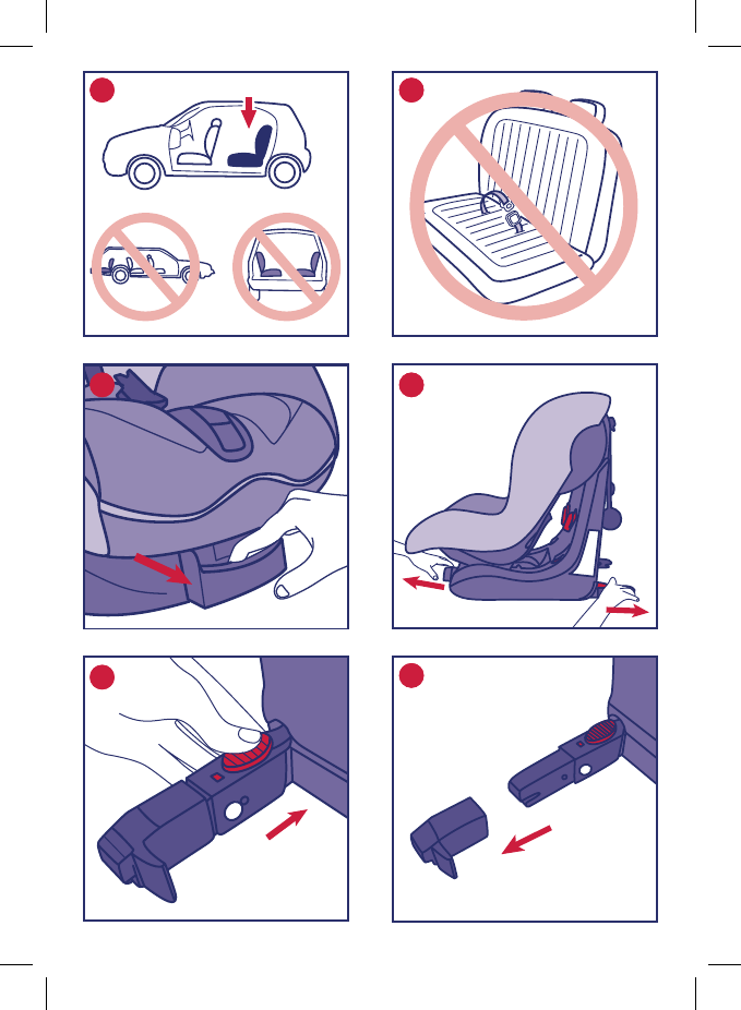 page 4 of chicco car seat key1 isofix user guide manualsonline com rh babycare manualsonline com