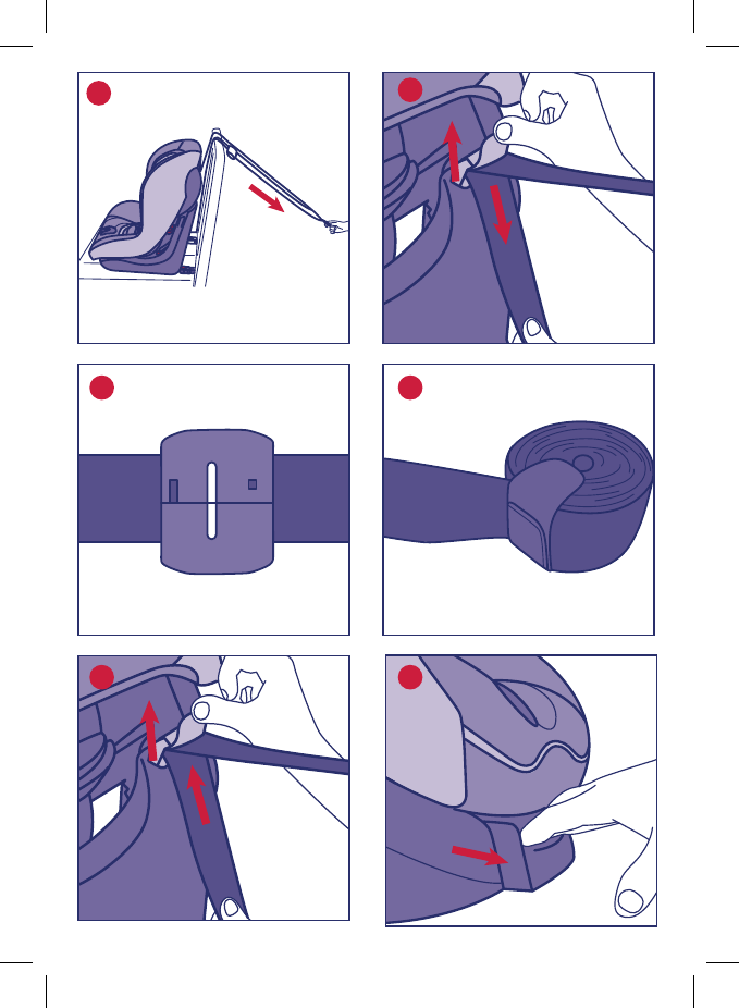 Page 7 of Chicco Car Seat Key Fit 30 User Guide | ManualsOnline.com
