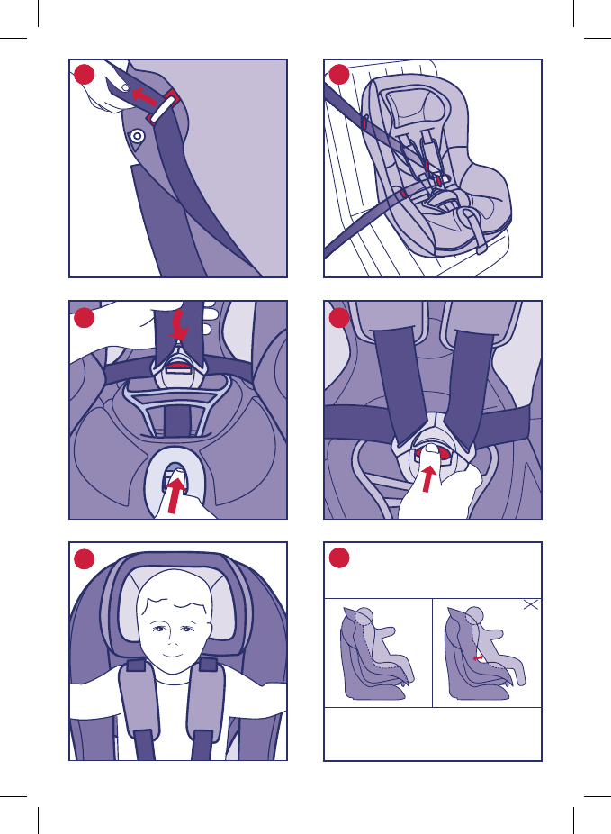 Page 10 of Chicco Car Seat 00.062997.430.000 User Guide ...