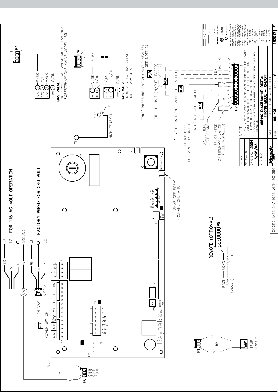 page 27 of raypak swimming pool heater rp2100 user guide manualsonline
