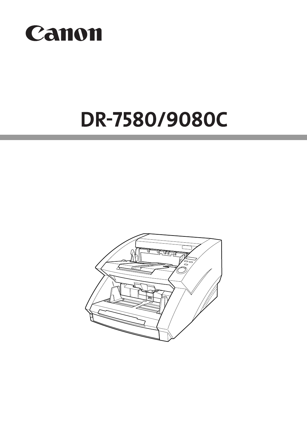 canon scanner dr