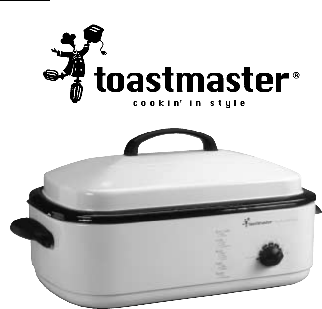 toastmaster oven rst18 user guide manualsonline com rh kitchen manualsonline com toastmaster oven broiler manual Toastmaster Roaster Oven Recipes