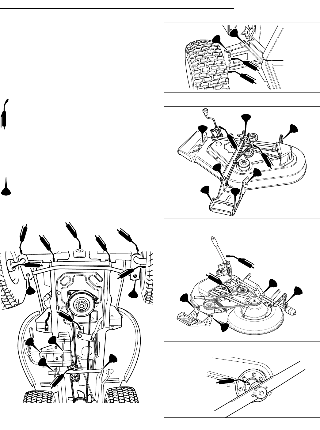 Page 29 Of Simplicity Lawn Mower 300 Series User Guide