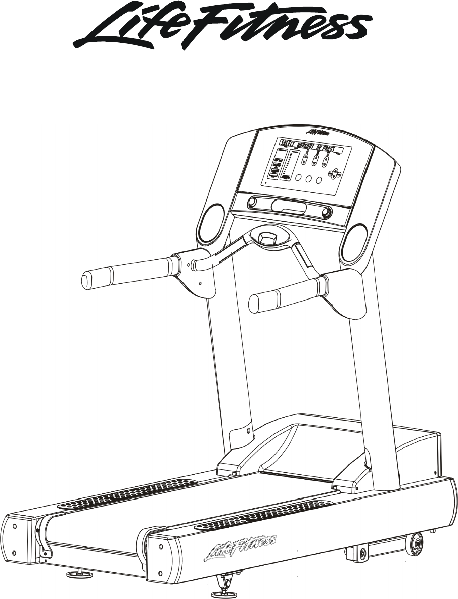 how does a manual treadmill work