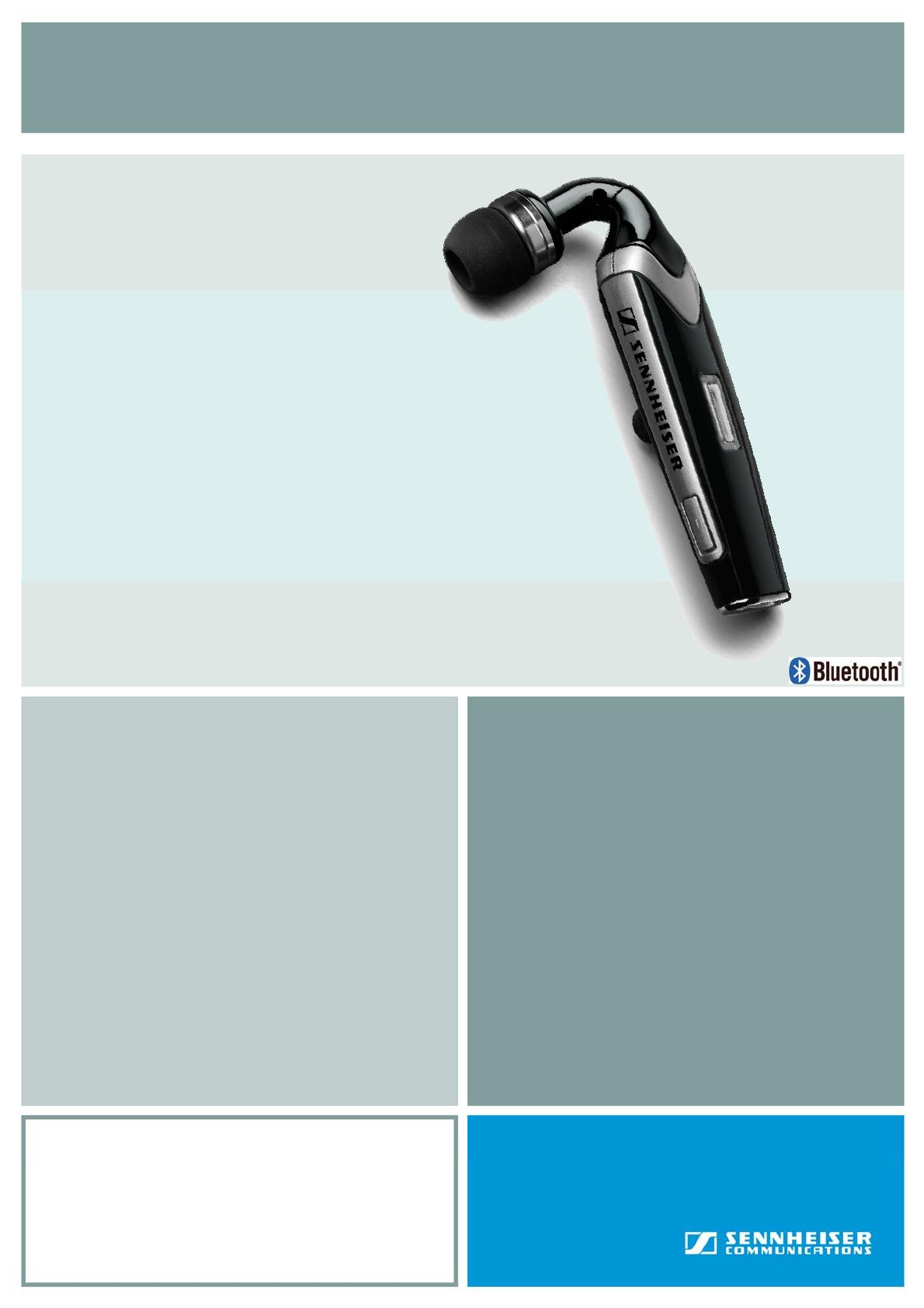 sennheiser bluetooth headset flx 70 user guide manualsonline com rh phone manualsonline com