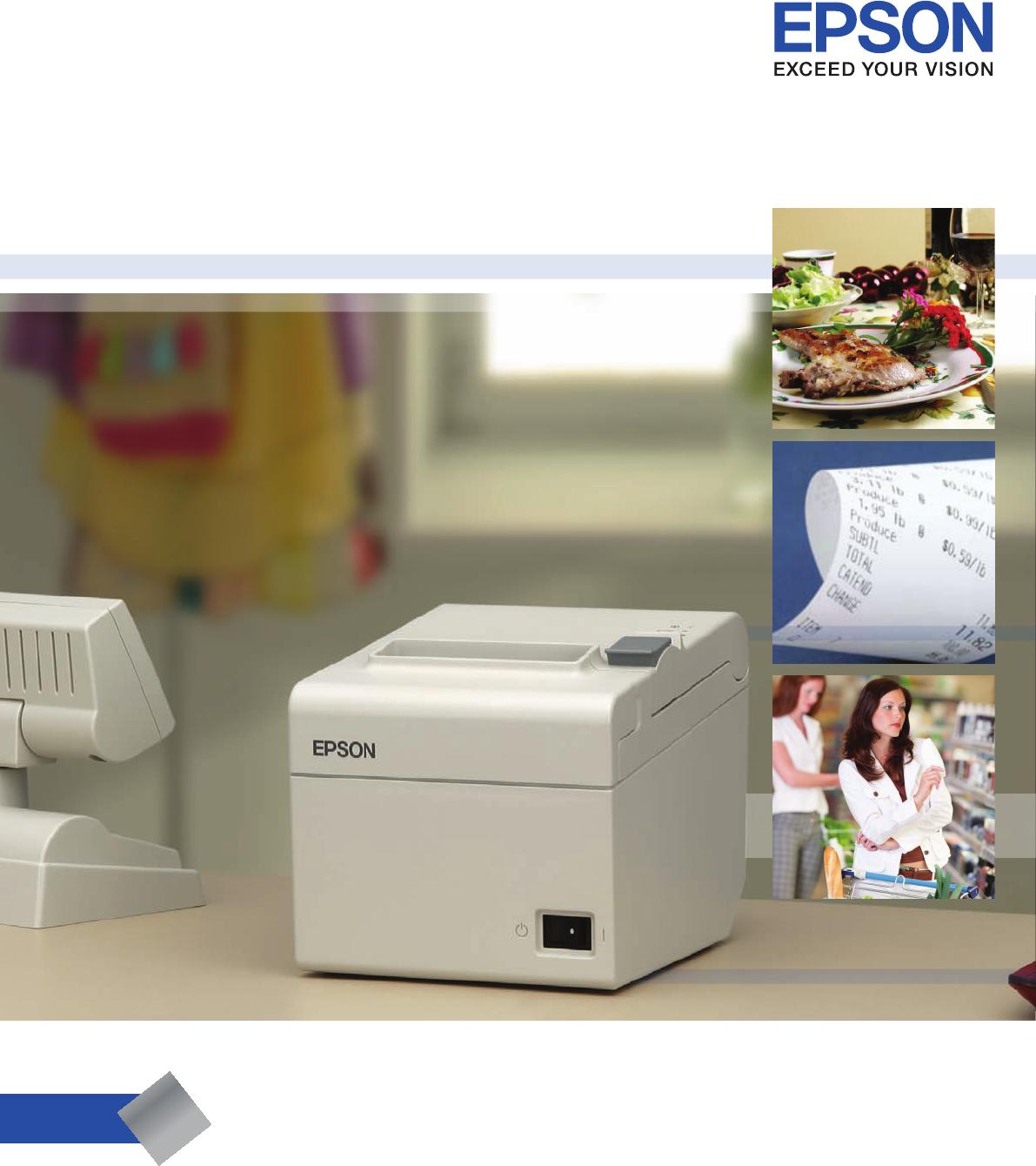 Epson Printer TM-T20 User Guide