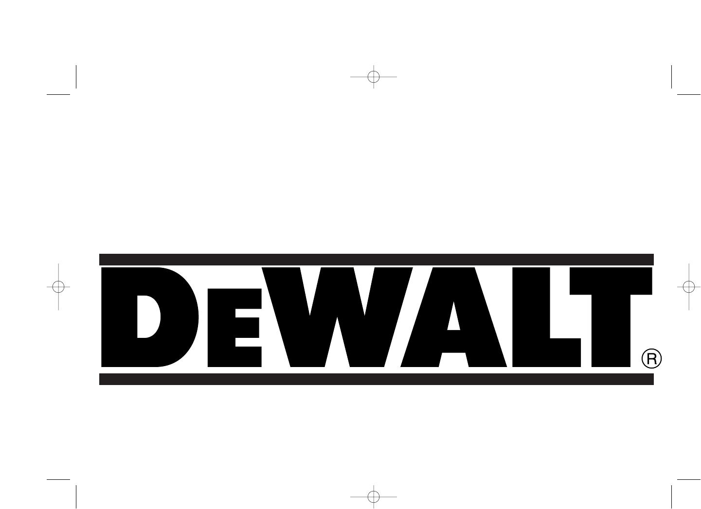 Dewalt Grinder Dw758 User Guide Manualsonline Com