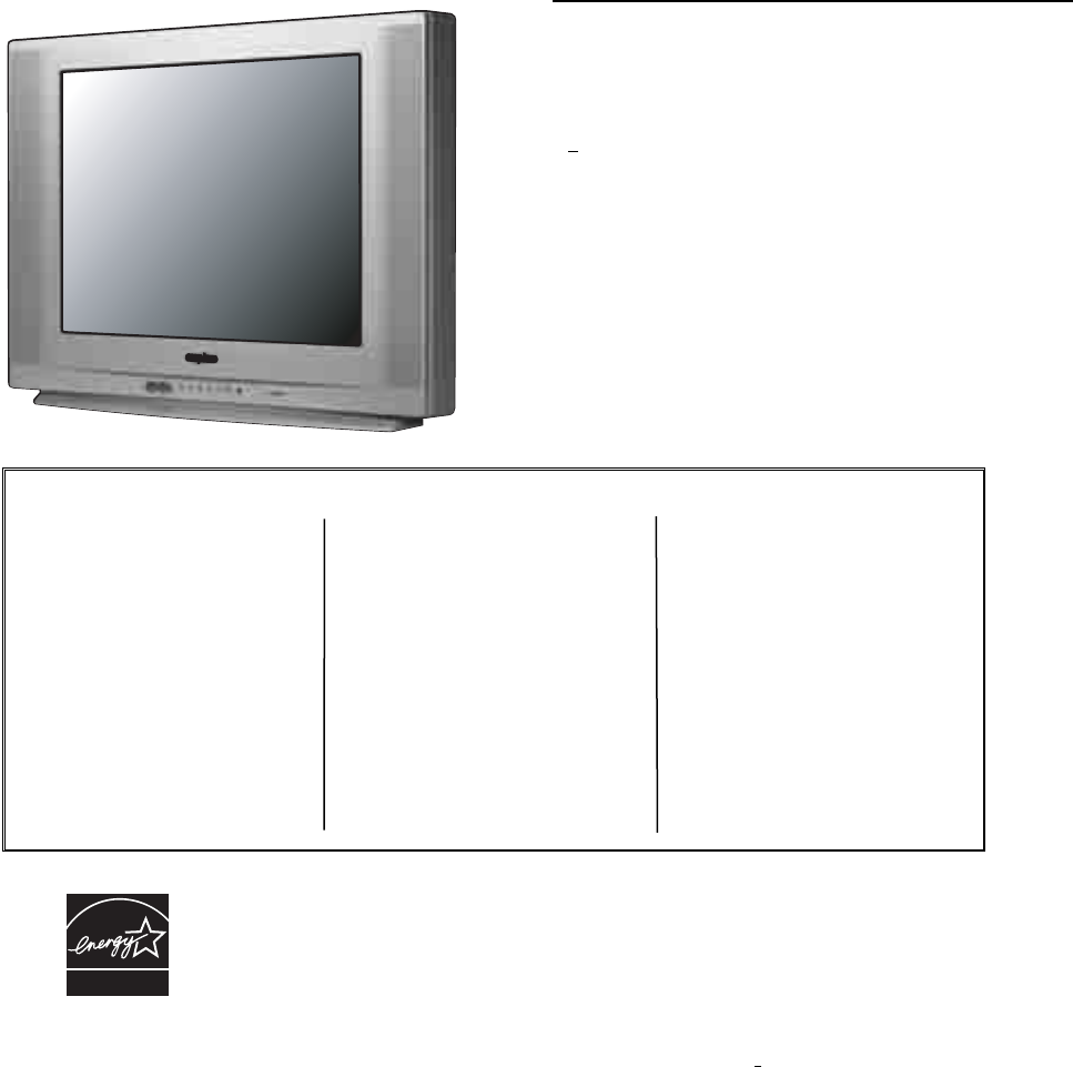 Sanyo Crt Television Ds24424 User Guide