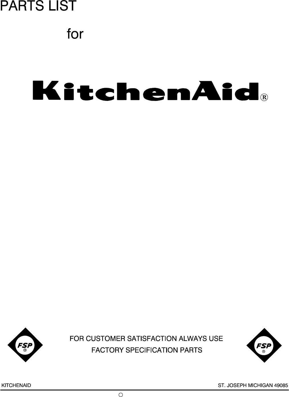 Kitchenaid Ksb560ob0 Blender User Manual