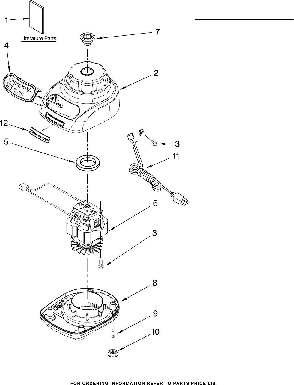 page 2 of kitchenaid blender ksb560gc0 user guide