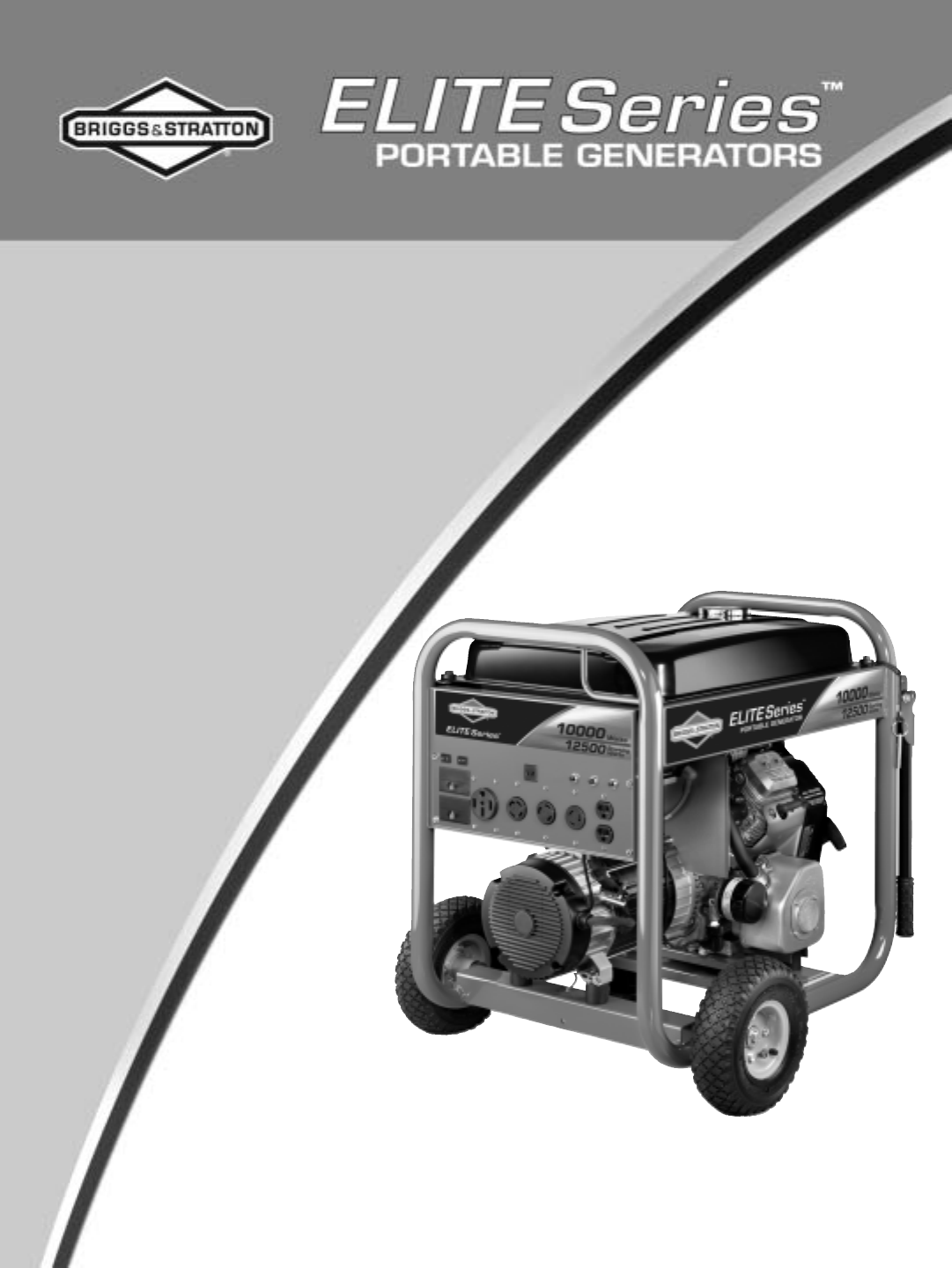 Briggs And Stratton Power Products 030207 0 Manual Guide