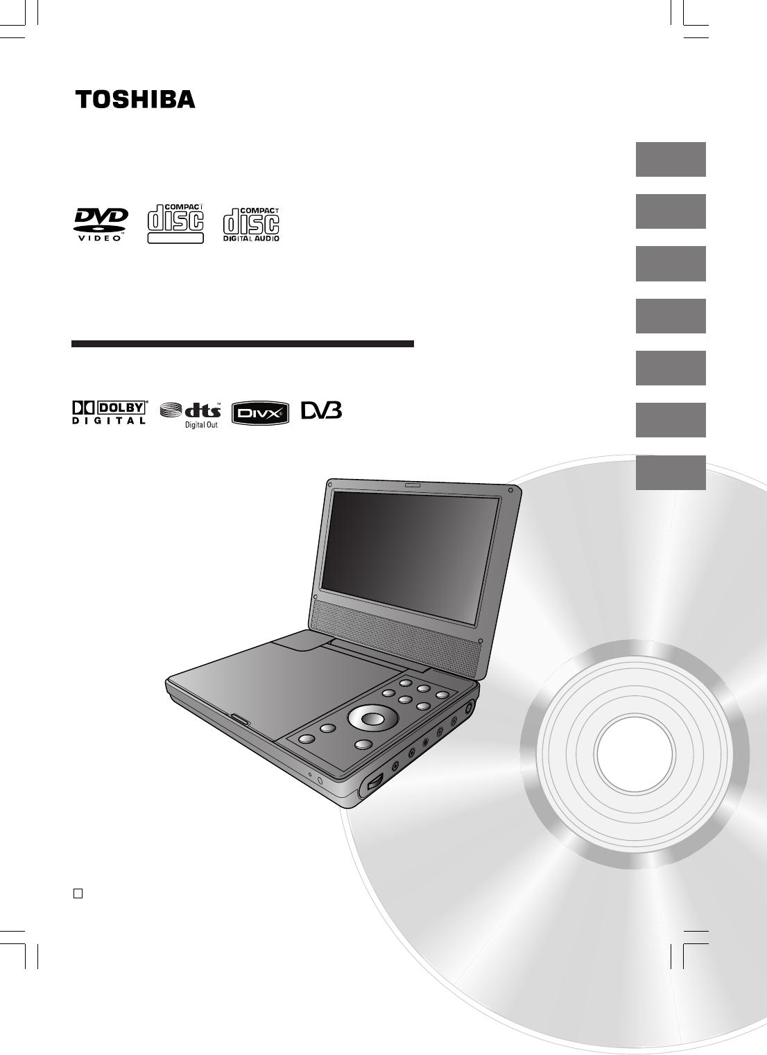 Toshiba Portable Dvd Player Sd